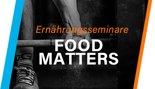 Food matters | Ernährungsprogramm | Seminare | Nutrition