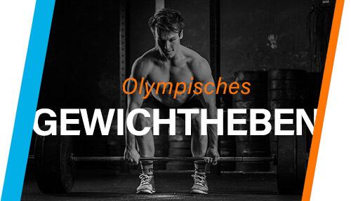 Olympische Gewichtheben