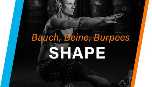Shape | Training for abs and glutes