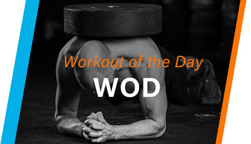 WOD | Work out of the Day | Berlin