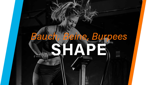 Shape   Training for abs and glutes